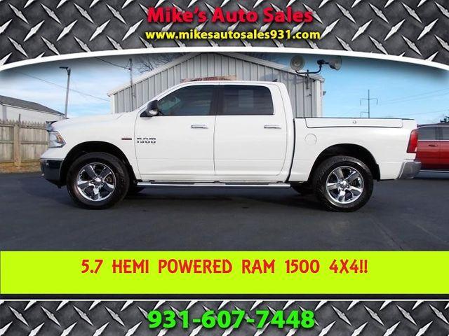 2017 Ram 1500 Big Horn Shelbyville, TN