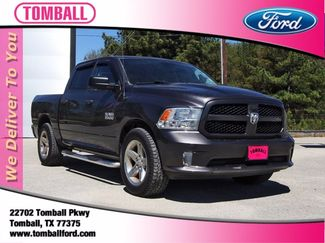 2017 Ram 1500 Express in Tomball, TX 77375