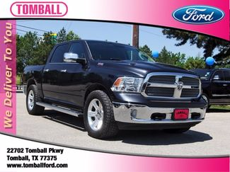 2017 Ram 1500 Lone Star Silver in Tomball, TX 77375
