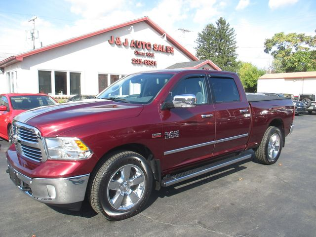 2017 Ram 1500 Big Horn in Troy, NY 12182
