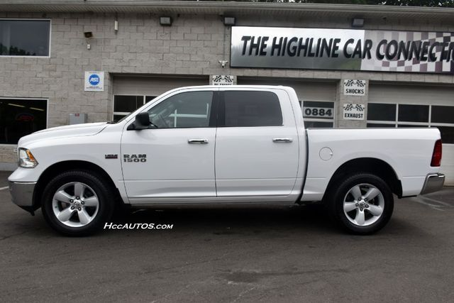2017 Ram 1500 Big Horn Waterbury, Connecticut 2