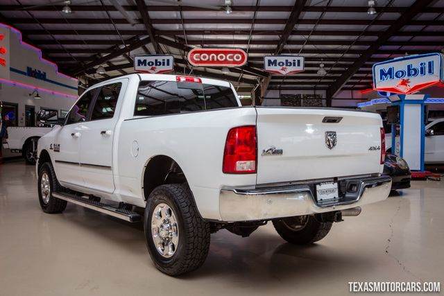 2017 Ram 2500 Big Horn 4X4 in Addison Texas, 75001