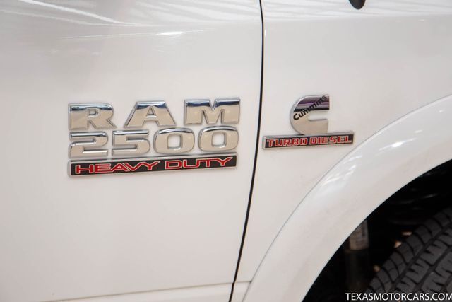 2017 Ram 2500 Laramie 4x4 in Addison, Texas 75001