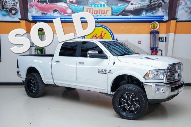 2017 Ram 2500 Laramie SRW 4x4