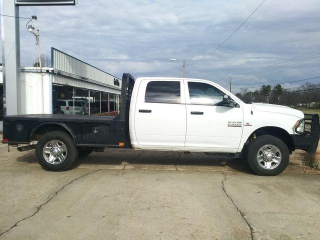 2017 Ram 2500 Crew Cab 4x4 Diesel Tradesman Houston, Mississippi 2