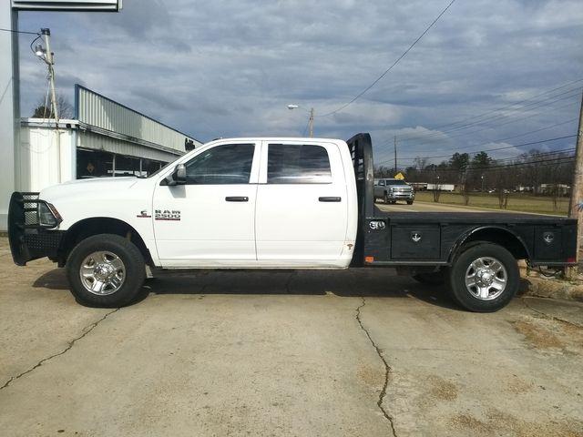 2017 Ram 2500 Crew Cab 4x4 Diesel Tradesman Houston, Mississippi 3