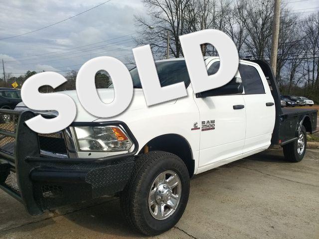 2017 Ram 2500 Crew Cab 4x4 Diesel Tradesman Houston, Mississippi