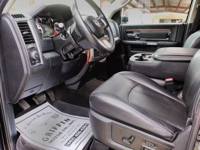 2017 Ram 2500 Crew Cab 4x4 Laramie Houston, Mississippi 8