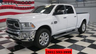 2017 Ram 2500 Dodge Laramie Longhorn 2WD Diesel 1 Owner Chrome 20s Nav in Searcy, AR 72143