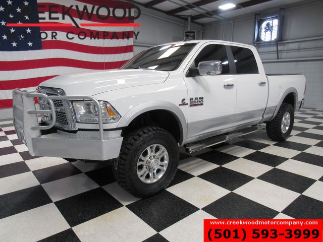 2017 Ram 2500 Dodge Laramie 4x4 Diesel Lifted NewTires Chrome 18s NICE