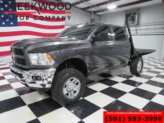 2017 Ram 2500 Dodge Flatbed 4x4 Crew Cab 6.4L Gas 1 Owner Gray NICE in Searcy, AR 72143