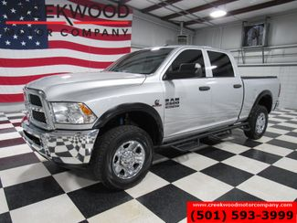 2017 Ram 2500 Dodge Low Miles 4x4 Cummins Diesel Auto Silver New Tires in Searcy, AR 72143