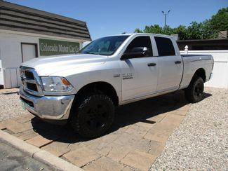 2017 Ram 2500 Crew Cab Tradesman in Fort Collins, CO 80524