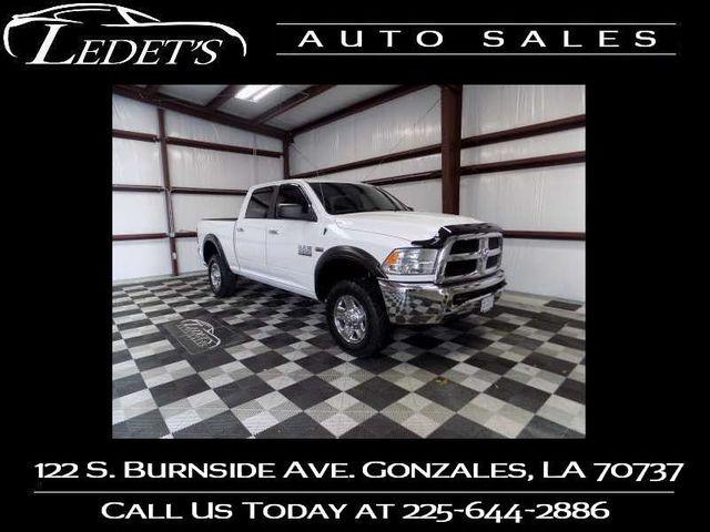 2017 Ram 2500 SLT - Ledet's Auto Sales Gonzales_state_zip in Gonzales