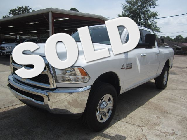 2017 Ram 2500 SLT Crew Cab 4x4 Houston, Mississippi 0