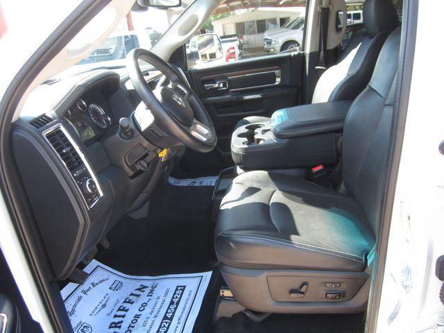 2017 Ram 2500 Laramie Crew Cab 4x4 Houston, Mississippi 11