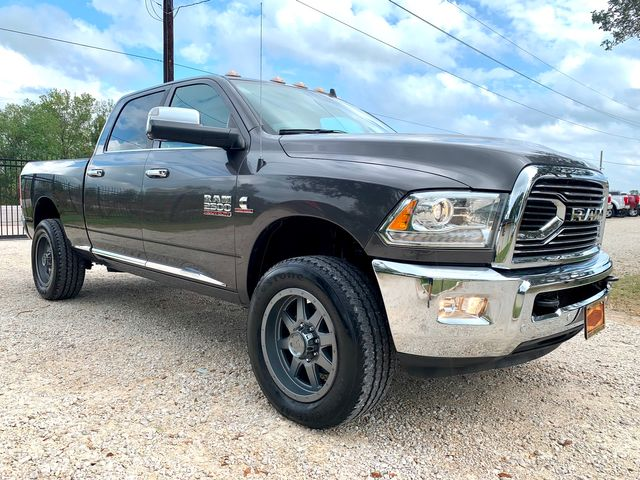 2017 Ram 2500 Limited Crew Cab 4X4 6.7L Cummins Diesels Auto in Sealy, Texas 77474