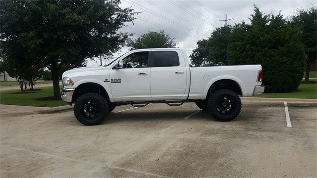 2017 Ram 2500 Laramie LIFTED W/CUSTOM WHEELS AND TIRES in McKinney Texas, 75070