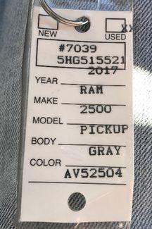 2017 Ram 2500 SLT Nephi, Utah 7