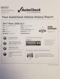 2017 Ram 2500 SLT Nephi, Utah 22
