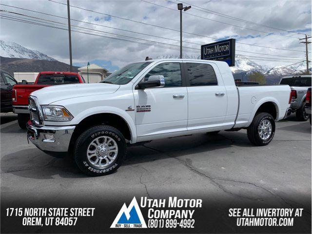 2017 Ram 2500 Laramie | Orem, Utah | Utah Motor Company in  Utah