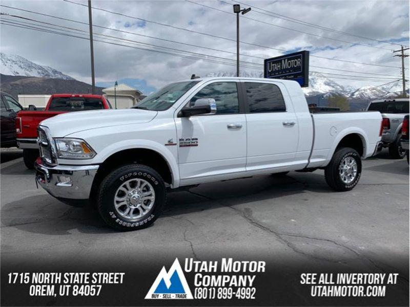 2017 Ram 2500 Laramie   Orem, Utah   Utah Motor Company in Orem Utah