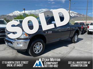 2017 Ram 2500 Laramie   Orem, Utah   Utah Motor Company in  Utah