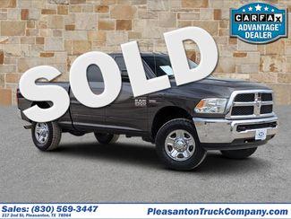 2017 Ram 2500 Tradesman   Pleasanton, TX   Pleasanton Truck Company in Pleasanton TX