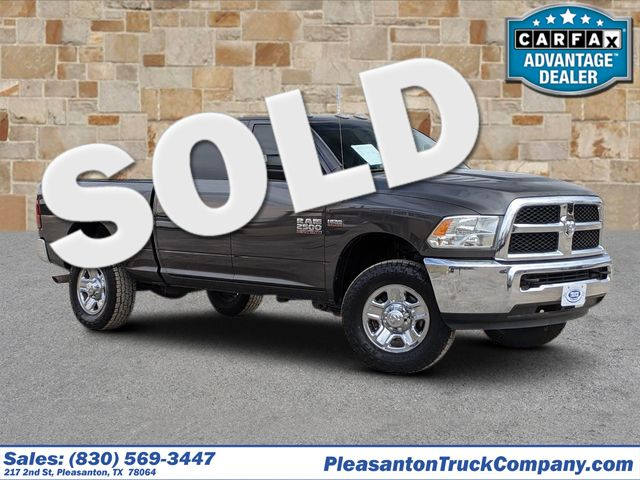 2017 Ram 2500 Tradesman | Pleasanton, TX | Pleasanton Truck Company in Pleasanton TX