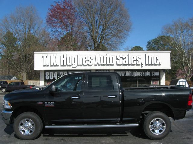 2017 Ram 2500 SLT 4X4 Richmond, Virginia 0