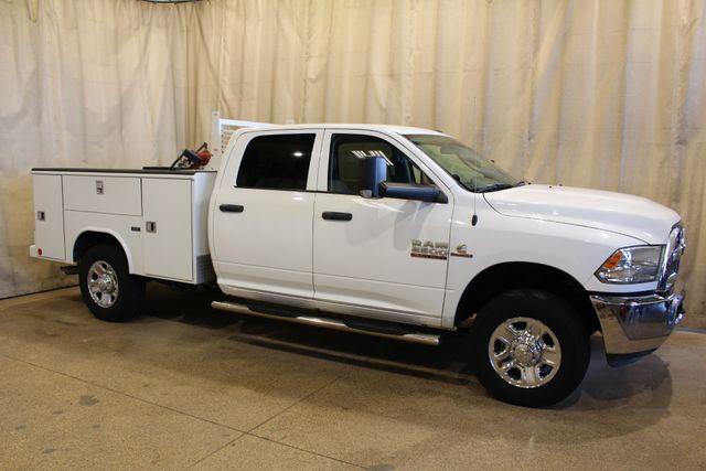 2017 Ram 2500 Utility box diesel 4x4 Tradesman in Roscoe, IL 61073