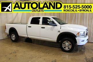 2017 Ram 2500 Tradesman Long Bed 4x4 Diesel Crew Cab in Roscoe, IL 61073