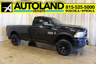 2017 Ram 2500 Tradesman 4x2 Diesel 6 Speed Manual in Roscoe, IL 61073