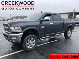 2017 Ram 2500 Dodge Laramie 4x4 Diesel Auto 1 Owner Chrome 20s Leather in Searcy, AR 72143