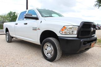 2017 Ram 2500 Tradesman Crew Cab 4x4 6.7L Cummins Diesel 6 Speed Manual Tommy Liftgate Sealy, Texas