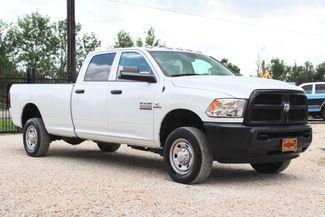 2017 Ram 2500 Tradesman Crew Cab 4x4 6.7L Cummins Diesel 6 Speed Manual Tommy Liftgate Sealy, Texas 1