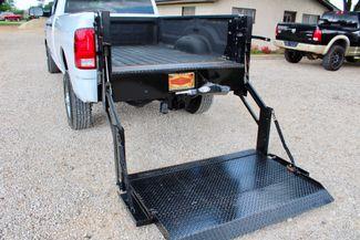 2017 Ram 2500 Tradesman Crew Cab 4x4 6.7L Cummins Diesel 6 Speed Manual Tommy Liftgate Sealy, Texas 20