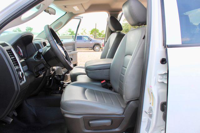 2017 Ram 2500 Tradesman Crew Cab 4x4 6.7L Cummins Diesel 6 Speed Manual Tommy Liftgate Sealy, Texas 30