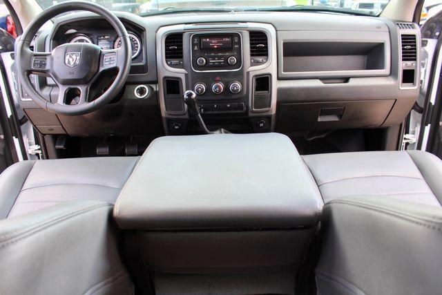 2017 Ram 2500 Tradesman Crew Cab 4x4 6.7L Cummins Diesel 6 Speed Manual Tommy Liftgate Sealy, Texas 48