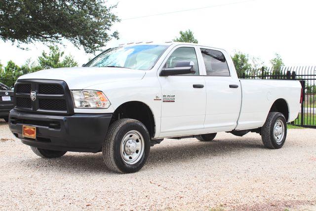 2017 Ram 2500 Tradesman Crew Cab 4x4 6.7L Cummins Diesel 6 Speed Manual Tommy Liftgate Sealy, Texas 5