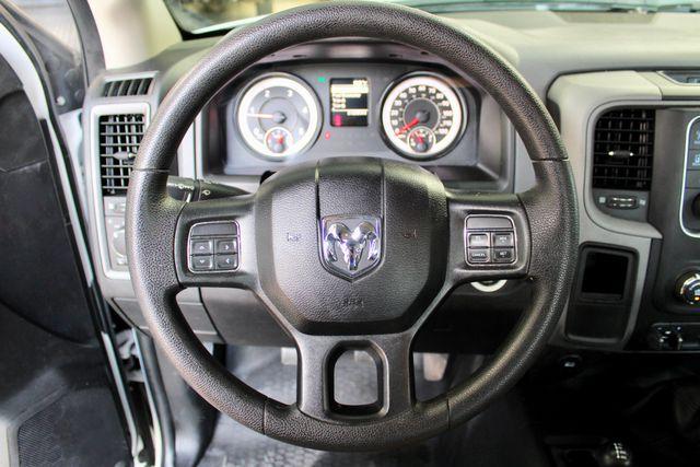 2017 Ram 2500 Tradesman Crew Cab 4x4 6.7L Cummins Diesel 6 Speed Manual Tommy Liftgate Sealy, Texas 50