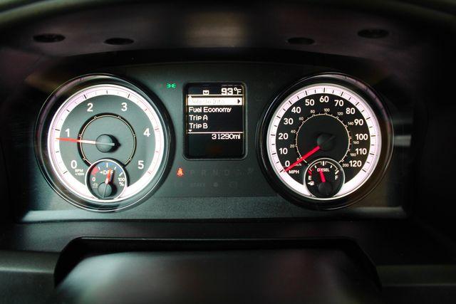 2017 Ram 2500 Tradesman Crew Cab 4x4 6.7L Cummins Diesel 6 Speed Manual Tommy Liftgate Sealy, Texas 52