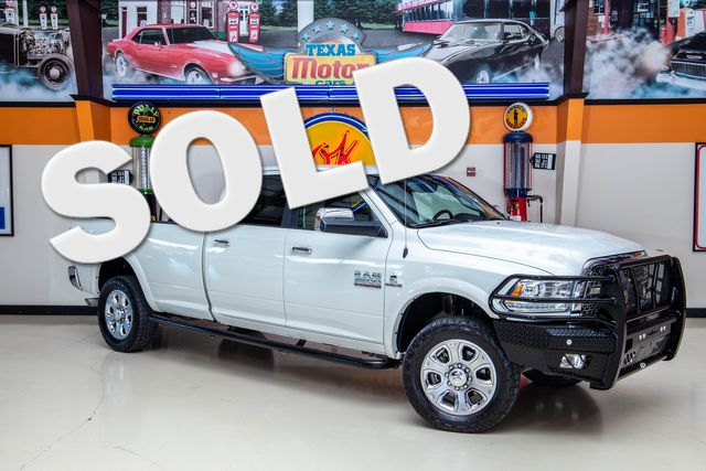 2017 Ram 3500 Laramie SRW 4x4 in Addison, Texas 75001