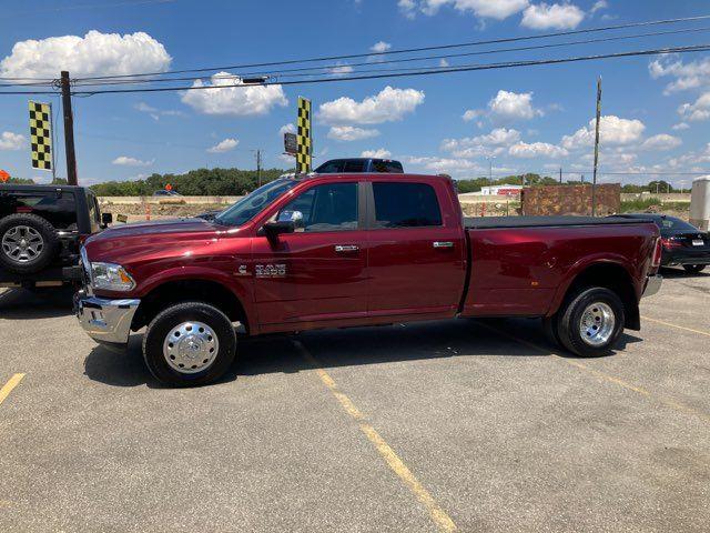 2017 Ram 3500 Laramie Dulley in Boerne, Texas 78006