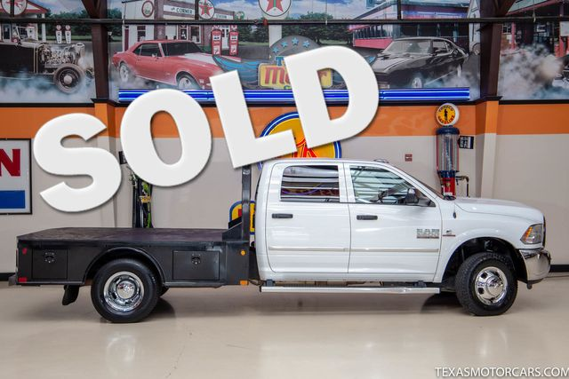 2017 Ram 3500 Chassis Cab Tradesman 4x4 in Addison, Texas 75001