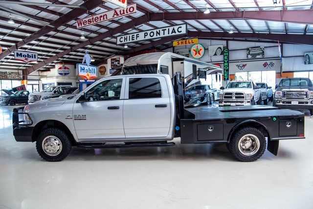 2017 Ram 3500 Chassis Cab Tradesman DRW 4x4 in Addison, Texas 75001