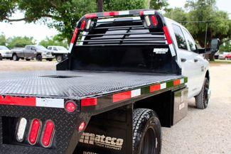 2017 Ram 3500 Tradesman Crew Cab 4x4 6.7L Cummins Diesel Aisin Auto Flatbed Sealy, Texas 10