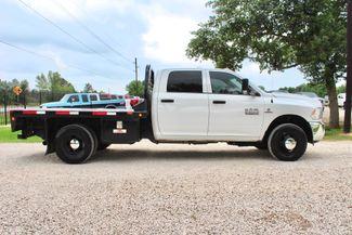 2017 Ram 3500 Tradesman Crew Cab 4x4 6.7L Cummins Diesel Aisin Auto Flatbed Sealy, Texas 12