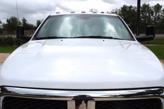 2017 Ram 3500 Tradesman Crew Cab 4x4 6.7L Cummins Diesel Aisin Auto Flatbed Sealy, Texas 14