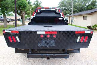 2017 Ram 3500 Tradesman Crew Cab 4x4 6.7L Cummins Diesel Aisin Auto Flatbed Sealy, Texas 16